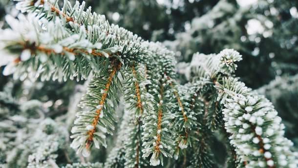 Україну чекає невелике потепління