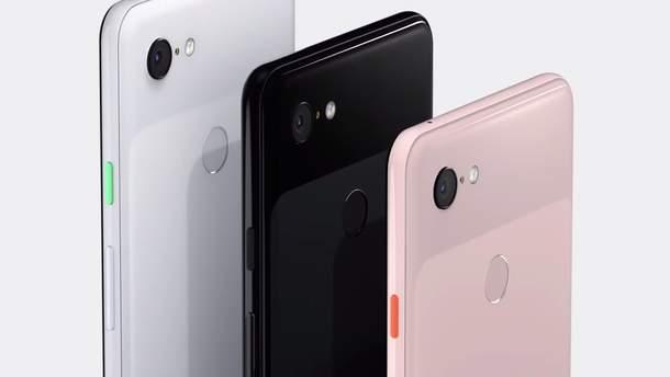Характеристики смартфона Google Pixel 3 XL Lite опублікували в мережі