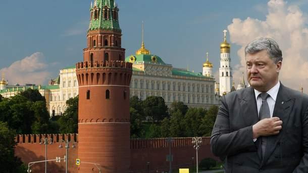 В Кремле заявили, что им нравилась позиция Порошенко образца 2014 года
