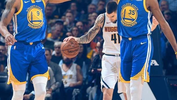 ГСВ встановив новий рекорд НБА