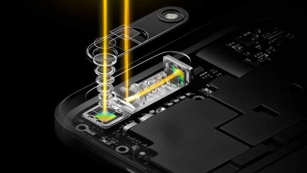 Oppo планирует представить инновационную камеру для смартфонов