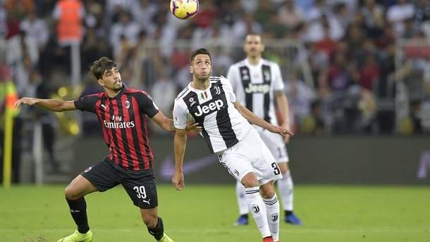 Ювентус – Милан результат и обзор