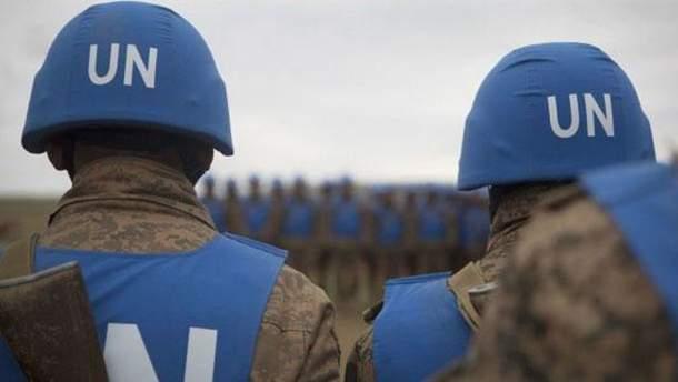 ОБСЕ предлагает создать совместную с ООН миротворческую миссию на Донбассе