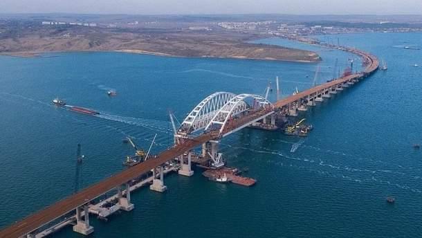 Росія хоче змусити Україну відмовитися від проходу Керченською протокою