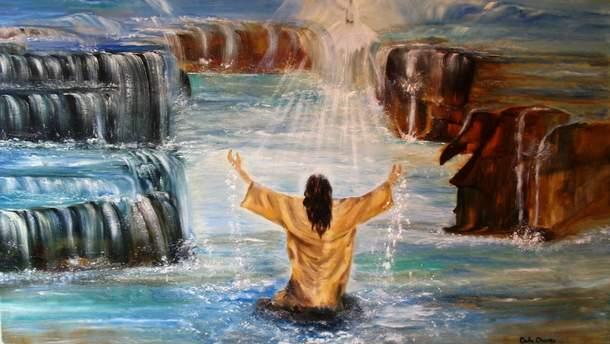 Картинки з Водохрещем 2019: привітання у картинках зі святом Водохрещем Господнім