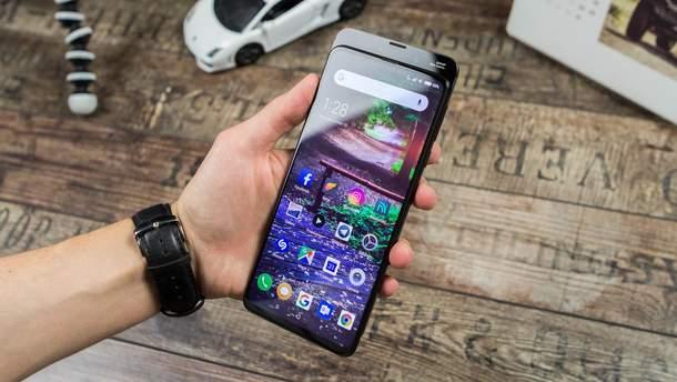 Xiaomi Mi Mix 3: випробування на міцність