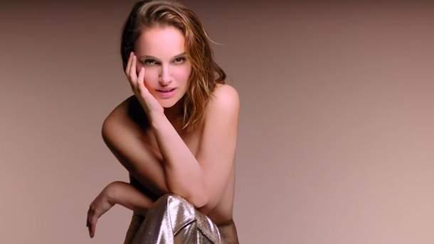 Наталі Портман для реклами Dior