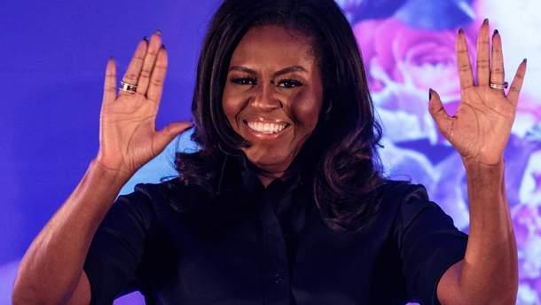 Автобіографія Мішель Обами побила рекорд з продажів