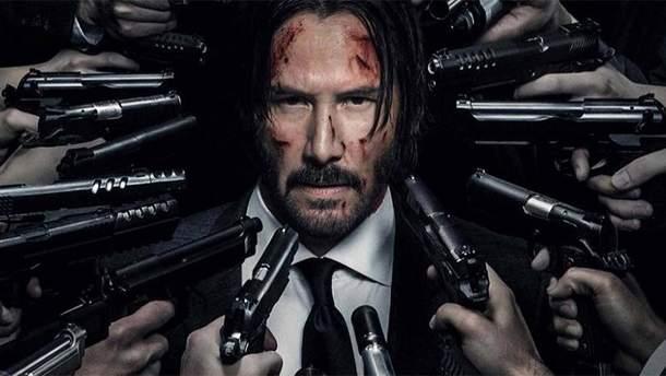 """""""Джон Уік 3"""": мережу підкорює трейлер бойовика з Кіану Рівзом та запальною Холлі Беррі"""