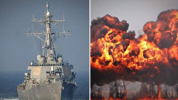 Главные новости 19 января: американский эсминец в Черном море и смертельный взрыв в Мексике