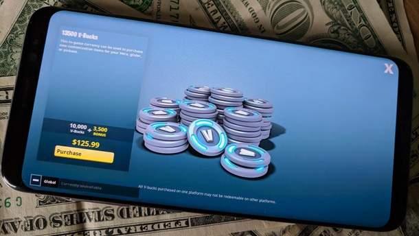 Игра Fortnite стала инструментом для мошенников