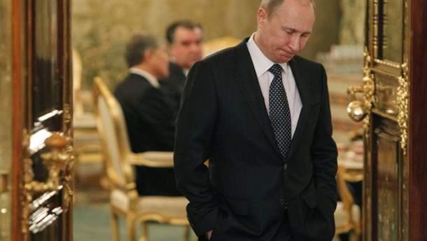 У Росії впав рейтинг довіри до Путіна