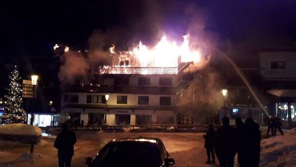 Двое погибших, 14 пострадавших— Пожар вКуршевеле