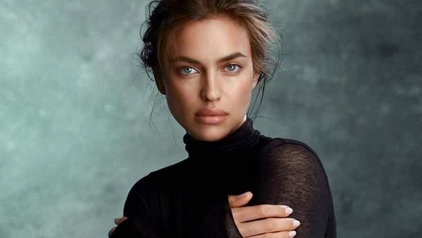Ирина Шейк примерила аксессуар от украинского дизайнера: эффектные фото