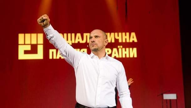 Социалистическая партия Украины выдвинула Киву кандидатом в президенты
