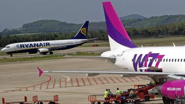 Wizz Air підняв ціну на пріоритетну посадку та реєстрований багаж