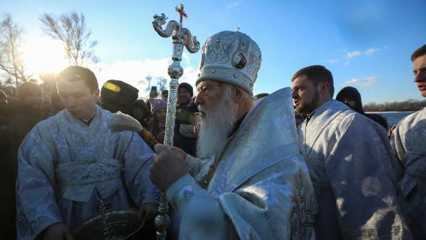 Філарет пригадав події 1990 року, коли він міг очолити Російську церкву
