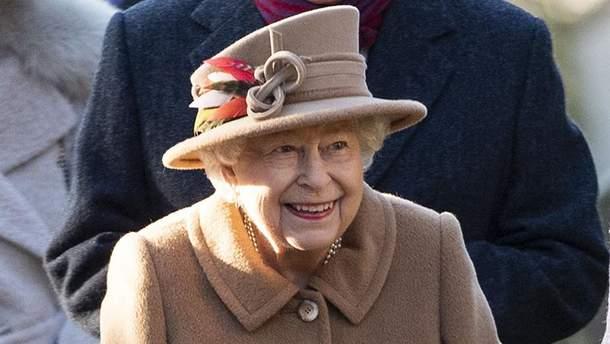 Королева Єлизавета ІІ відвідала церкв