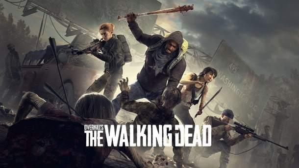 Реліз гри Overkill's The Walking Dead на PlayStation 4 і Xbox One відклали: причини