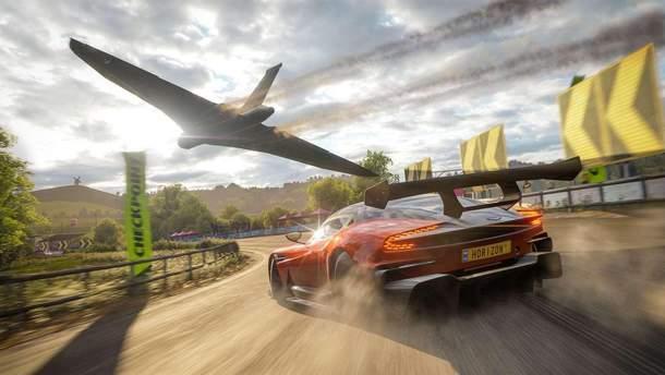 Гра Forza Horizon 4 встановила неймовірний рекорд популярності серед ігор серії