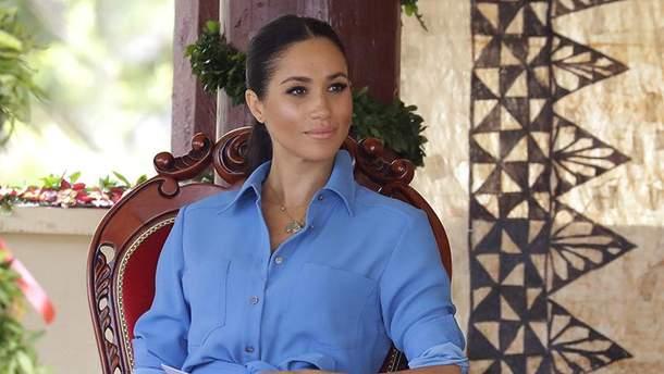 Королевские правила довели беременную Меган Маркл до депрессии
