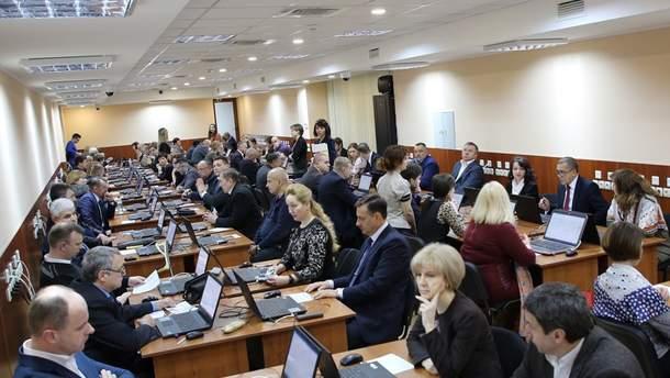 Гра за старими правилами: які кандидати мають шанси пройти конкурс до Верховного суду України