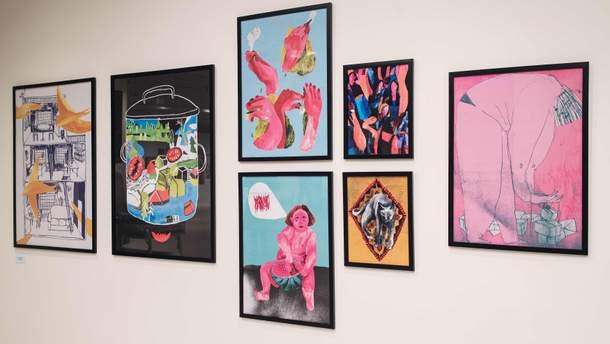 Выставка PictoricBox в Киеве