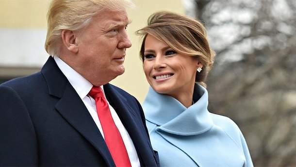 Перша модниця США: найефектніші образи Меланії Трамп