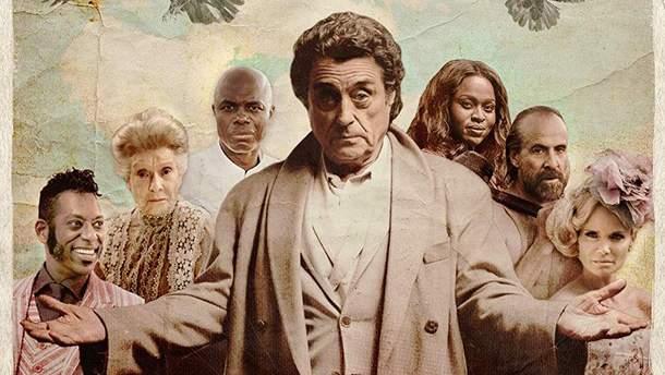 Американские боги 2 сезон: трейлер сериала - смотреть онлайн