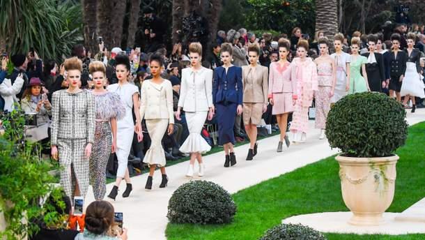 Карл Лагерфельд впервые не вышел на подиум: чем запомнился показ Chanel