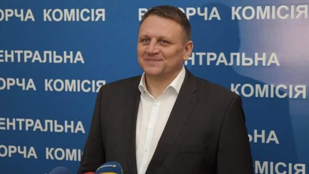 Олександр Шевченко: біографія кандидата у президенти 2019