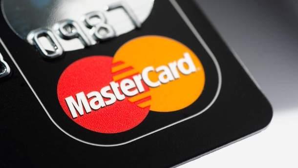 Платежную систему Mastercard оштрафовали на сотни миллионов евро