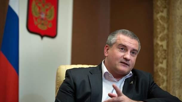 """Аксьонов підклав свиню росіянам, розповівши про наміри """"офіційно"""" продавати українське вугілля"""