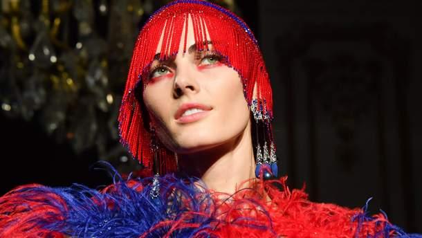 Додати барв: яскраві образи з шоу Giorgio Armani Prive – фотоогляд