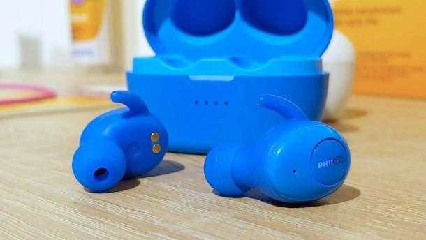 Philips UpBeat SHB2505: огляд, ціна бездротових навушників