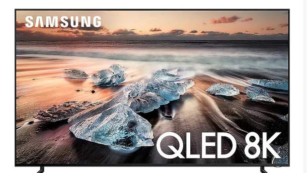 Samsung 8K QLED TV: ціна, характеристики