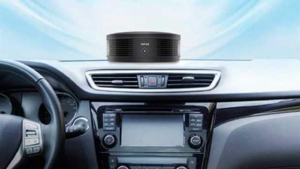 Xiaomi 70Mai Car Air Purifier Pro - огляд очищувача повітря для авто