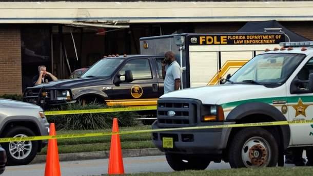 Стрельба во Флориде