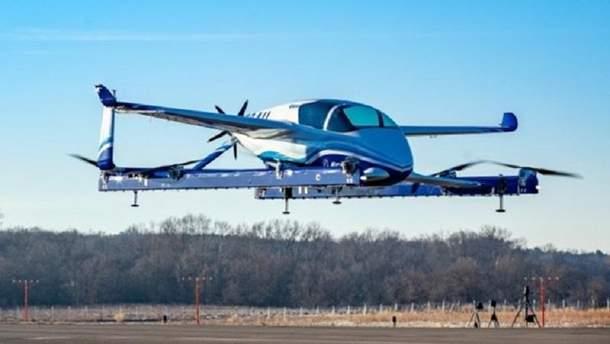 Boeing продемонстрував своє безпілотне аеротаксі