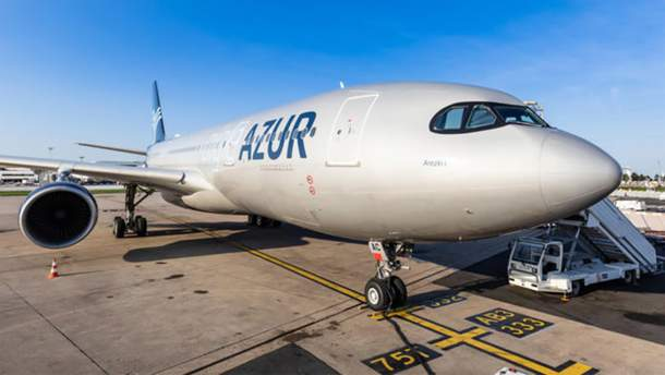 Французская авиакомпания объявила о запуске нового рейса в Украину