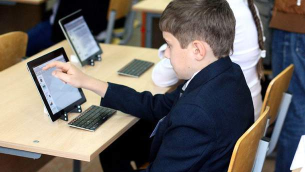 У украинских школьников появятся электронные учебники