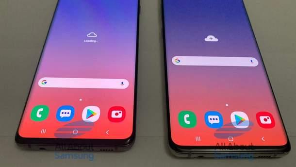 Samsung Galaxy S10 и Galaxy S10 Plus: фото, цена, дата выхода