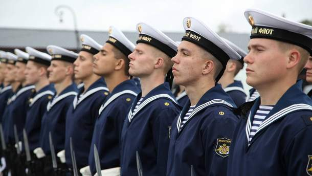 Госпогранслужба не пустила в Украину 8 российских моряков