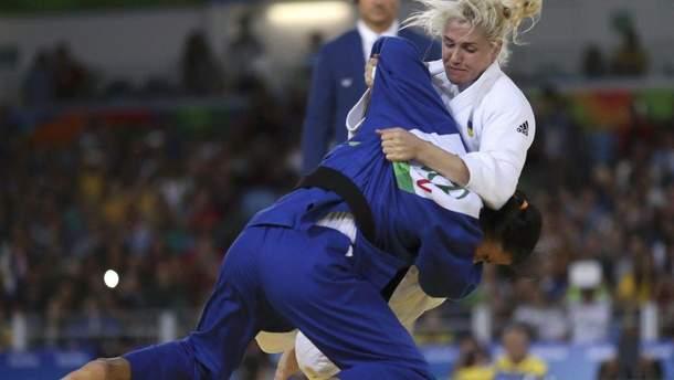 Черняк завоевала серебро на соревнованиях в Израиле