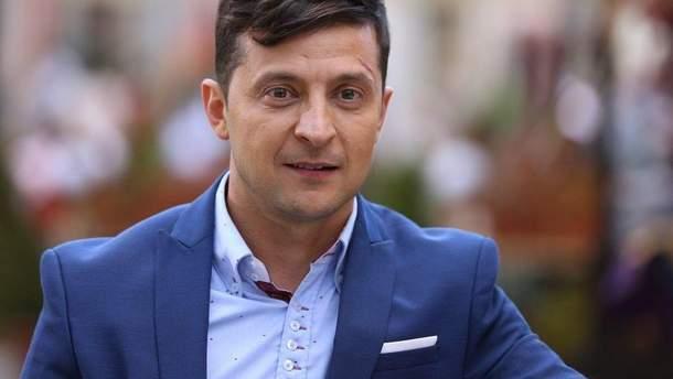 Зеленський йде в президенти України 2019 - декларація Володимира Зеленського
