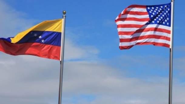 Госдеп США отозвал часть дипломатов из Венесуэлы