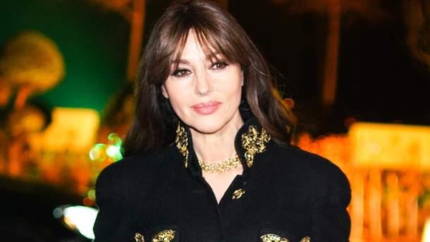 Моника Беллуччи в наряде от Chanel