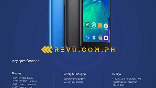 Бюджетный смартфон Xiaomi Redmi Go - фото, характеристики