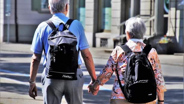 Пожилые люди в отношениях здоровее одиноких