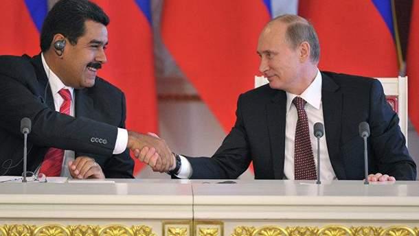У Венесуелі продовжується протистояння